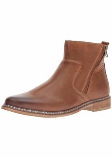 Steve Madden Men's TACKLED Ankle Boot Dark tan  M US