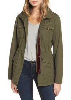 Steve Madden Military Jacket