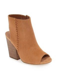 Steve Madden 'Mingle' Open Toe Bootie (Women)