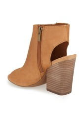 52e308571ad Steve Madden Steve Madden 'Mingle' Open Toe Bootie (Women) | Shoes