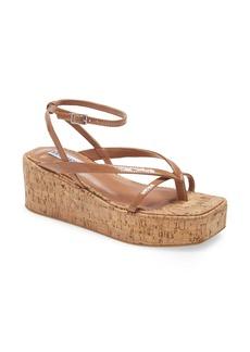 Steve Madden Nadeen Platform Wedge Sandal (Women)