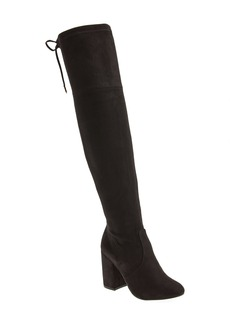 Steve Madden Niela Stretchy Over the Knee Boot (Women)