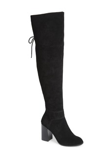 Steve Madden Novela Cuffable Over the Knee Boot (Women)
