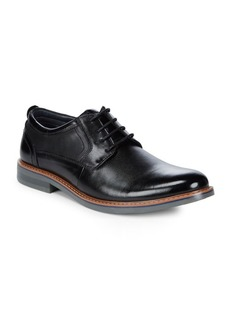 Steve Madden Oakes Leather Derby Shoes