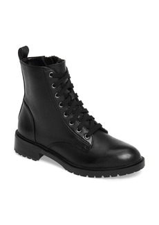 Steve Madden Officer Combat Boot (Women)
