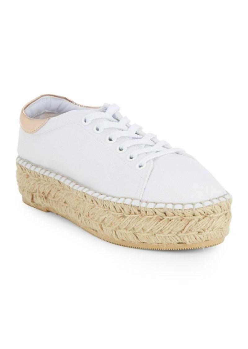3898a7ee714 Steve Madden Steve Madden Pammi Lace-Up Platform Sneakers