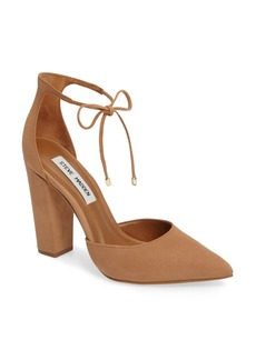 Steve Madden Pamperd Lace-Up Pump (Women)