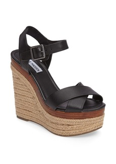 Steve Madden Paso Espadrille Wedge Sandal (Women)