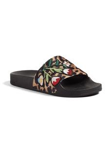 Steve Madden Patches Slide Sandal (Women)