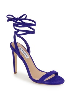 Steve Madden 'Pattrice' Ankle Wrap Sandal (Women)