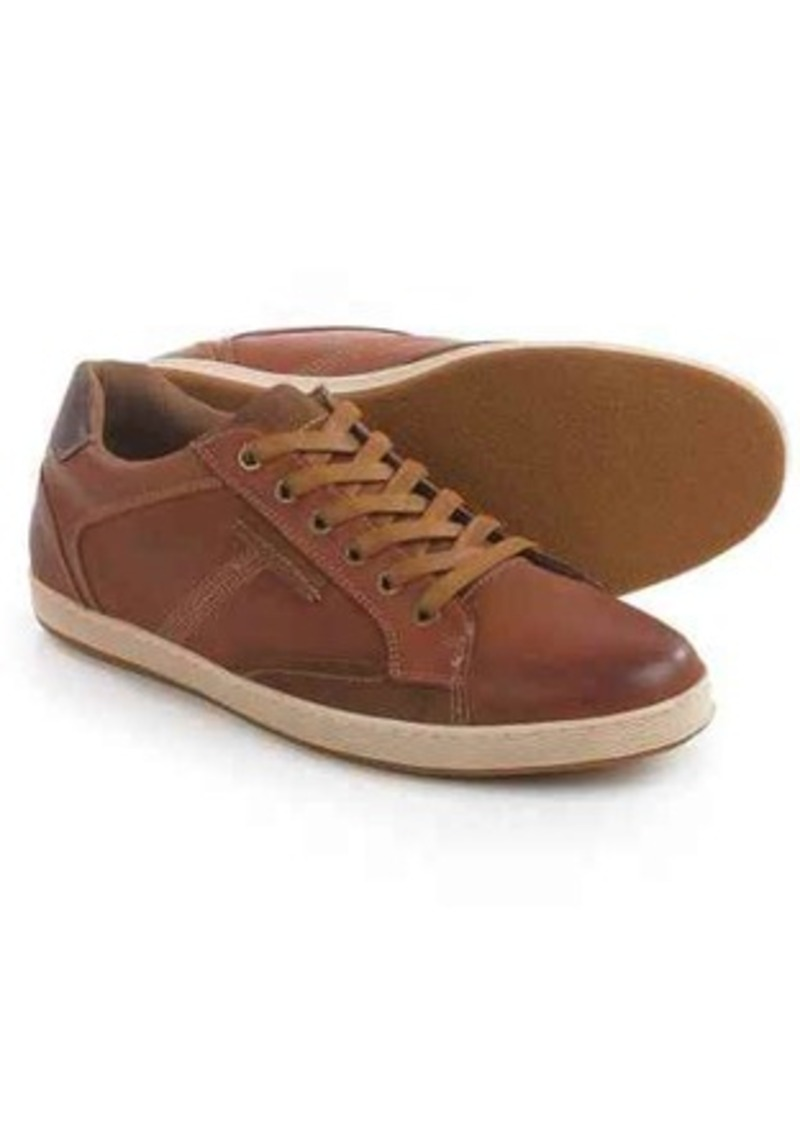 9b76b0717f6 Peamont Sneakers - Leather (For Men)