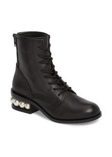 Steve Madden Pixy Statement Heel Boot (Women)