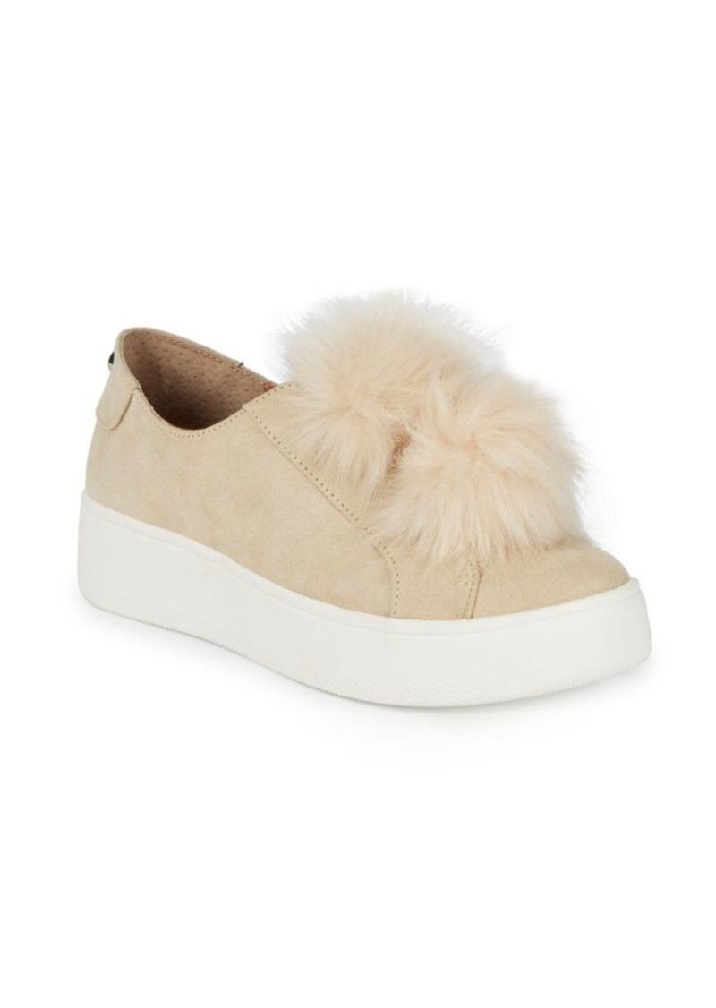1cc93048ad2 Steve Madden Pom-Pom Sneakers
