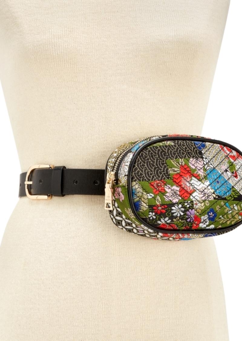 f21264fb4b47 Steve Madden Steve Madden Printed Quilted Belt Bag   Belts
