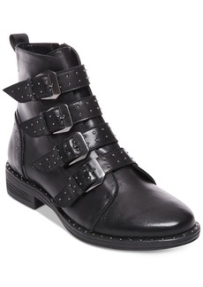Steve Madden Pursue Buckle Booties