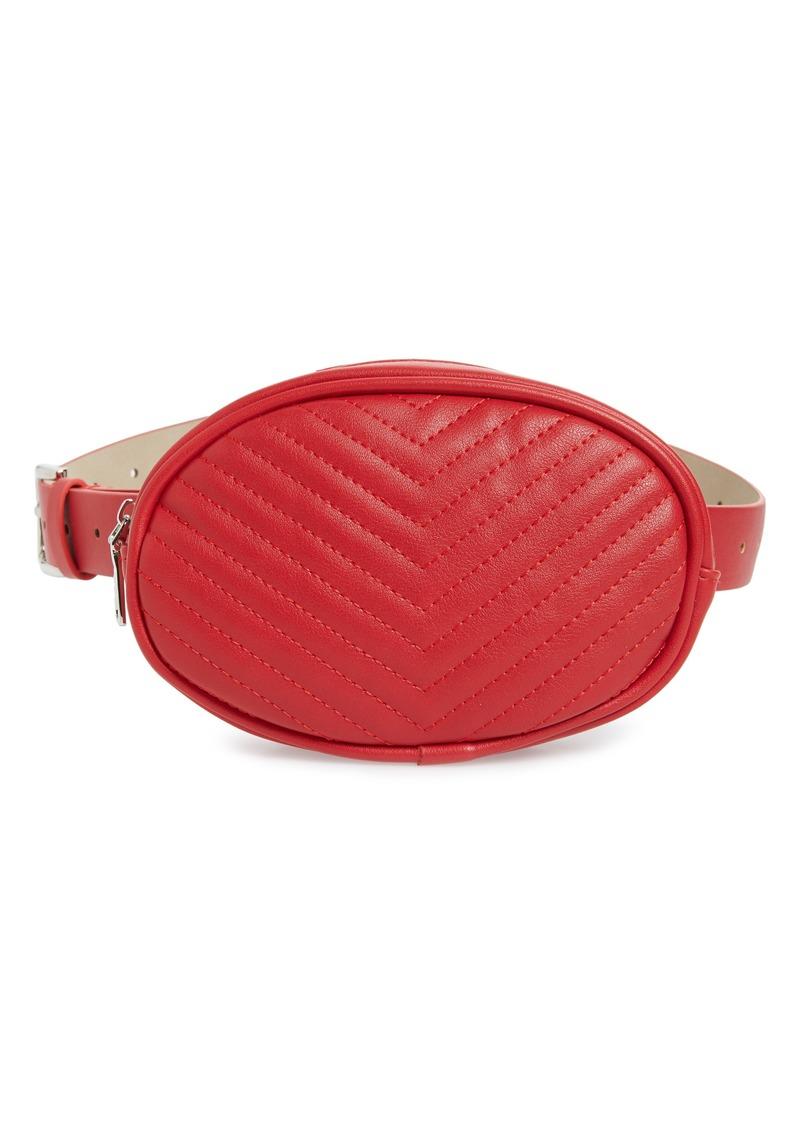 3c305aa304a Steve Madden Steve Madden Quilted Belt Bag | Handbags