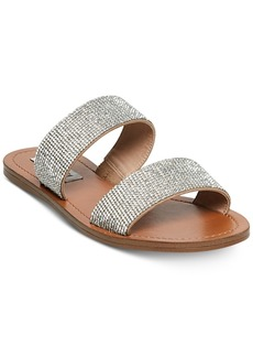 Steve Madden Rage Embellished Slide Sandals