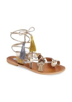 Steve Madden Rambel Embellished Gladiator Sandal (Women)