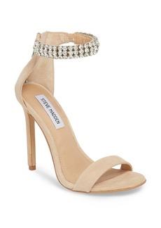 Steve Madden Rando Crystal Sandal (Women)