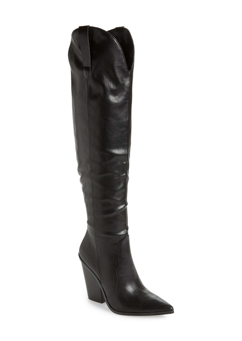 Steve Madden Ranger Over the Knee Boot (Women)