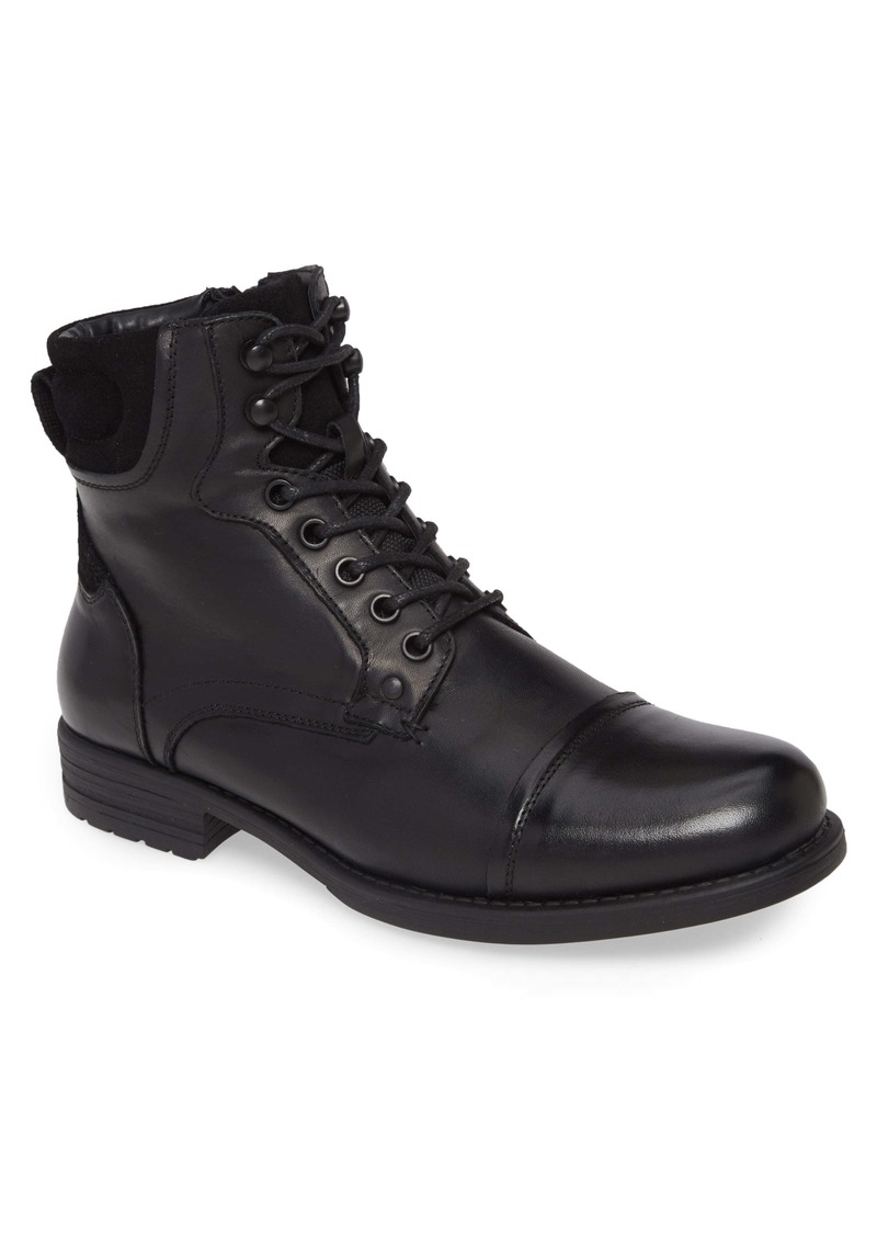 Steve Madden Rawson Waterproof Cap Toe Boot (Men)