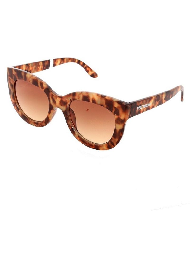 Steve Madden Retro Cat Eye Sunglasses