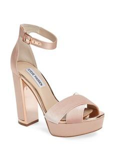 Steve Madden Rivers Platform Sandal (Women)