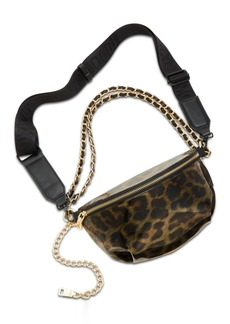Steve Madden Roar Leopard Belt Bag