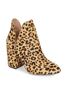 Steve Madden Rockstar Genuine Calf Hair Bootie (Women)