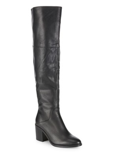 Steve Madden Roman Leather Tall Boots