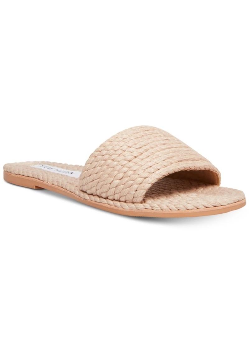 Steve Madden Roper Slip-On Sandals