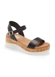 Steve Madden Roselita Platform Sandal (Women)