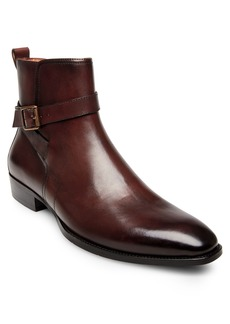 Steve Madden Sacha Buckle Strap Boot (Men)