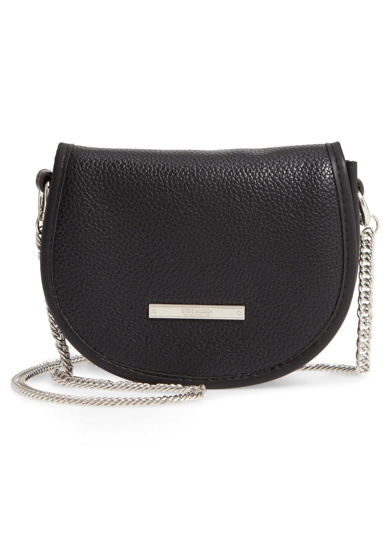 Steve Madden Saddle Mini Crossbody Bag
