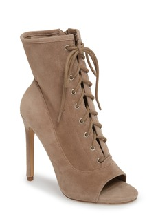 Steve Madden Saint Lace-Up Bootie (Women)