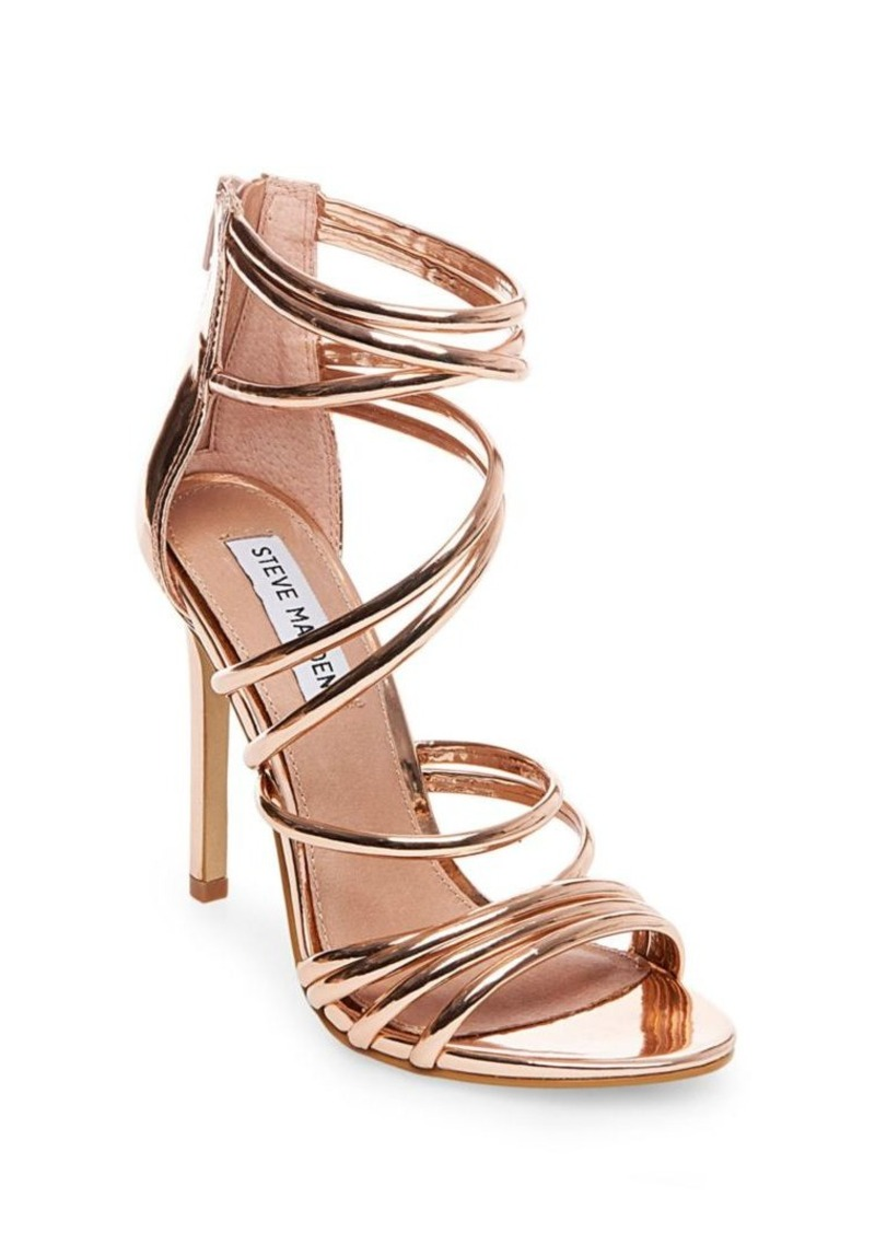 cf778e5cf5 Steve Madden Steve Madden Santi Strappy Heeled Sandals | Shoes