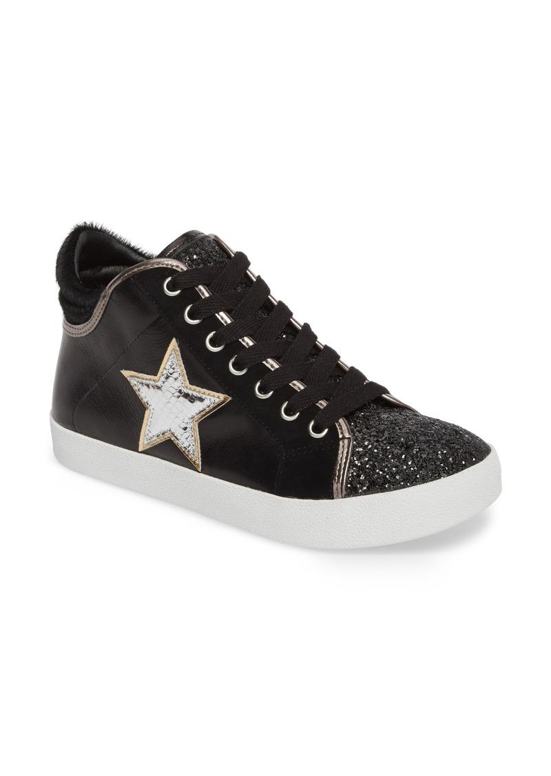 Steve Madden Savior Star Sneaker (Women) iAZx5YK0s5