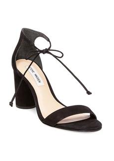 Steve Madden Shays Block Heel Leather Dress Sandals