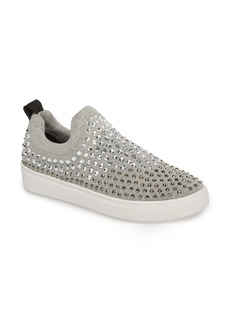 Steve Madden Sherry Crystal Embellished Sneaker (Women)