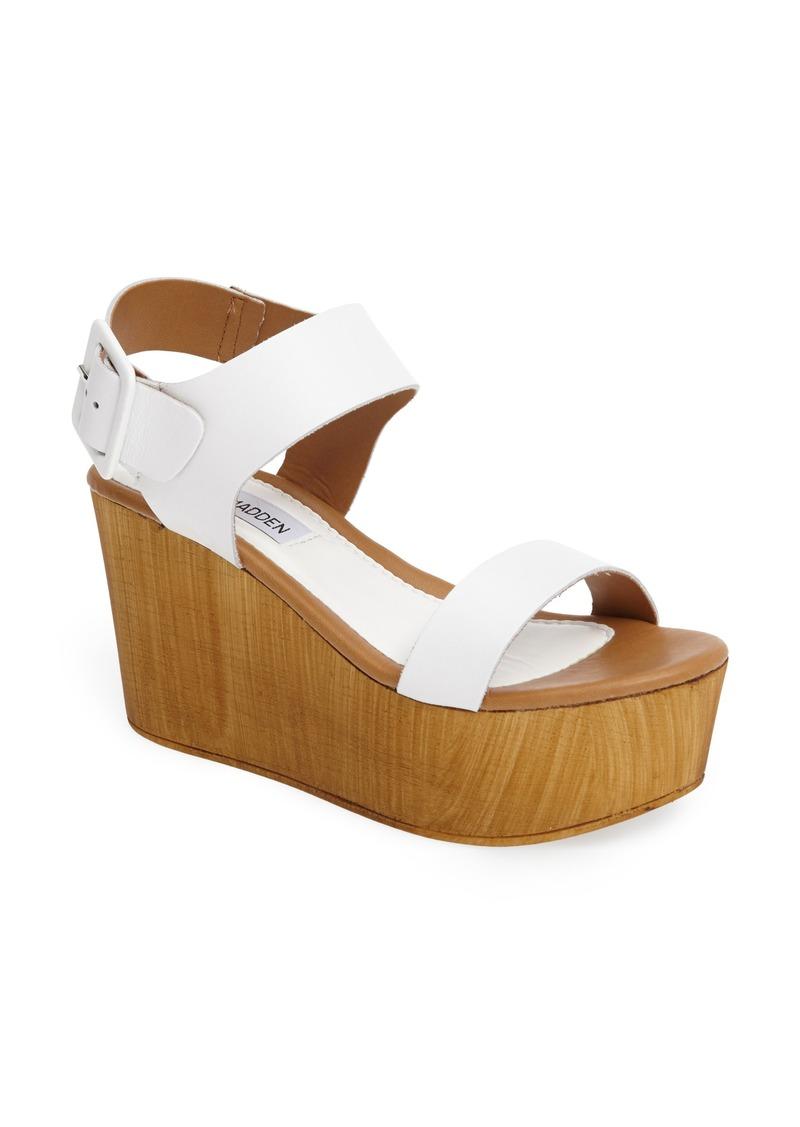 312603b0b Steve Madden Steve Madden Shiloh Platform Wedge Sandal (Women)   Shoes