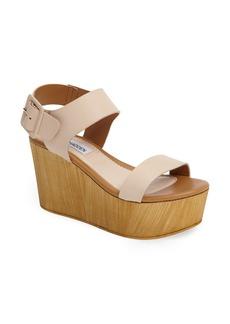 Steve Madden Shiloh Platform Wedge Sandal (Women)
