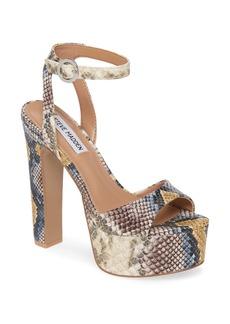 Steve Madden Skyla Platform Sandal (Women)