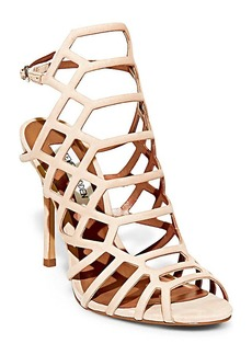 "Steve Madden® ""Slithur"" Caged Dress Sandals"