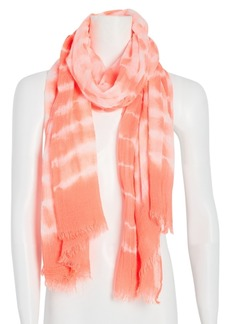 Steve Madden Softly Does It Tie-Dyed Scarf