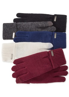 Steve Madden Solid Boyfriend Tech Gloves