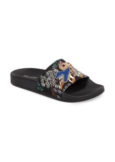 Steve Madden Sparkly Slide Sandal (Women)