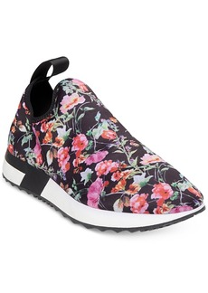 Steve Madden Speedy Floral Jogger Sneakers