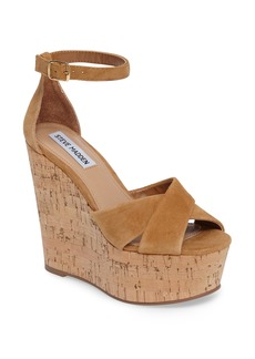 Steve Madden Striking Platform Wedge (Women)