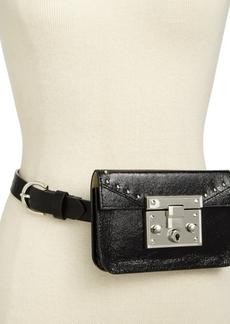 Steve Madden Structured Belt Bag