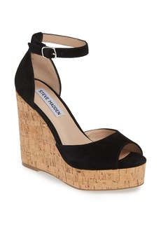 Steve Madden Summers Wedge Sandal (Women)
